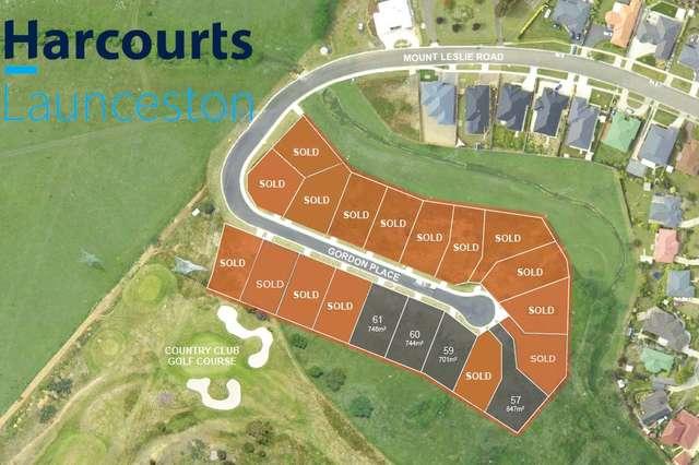 Lot 61 Gordon Place, Mount Leslie Estate, Prospect Vale TAS 7250