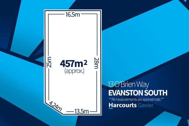 13 O'Brien Way, Evanston South SA 5116