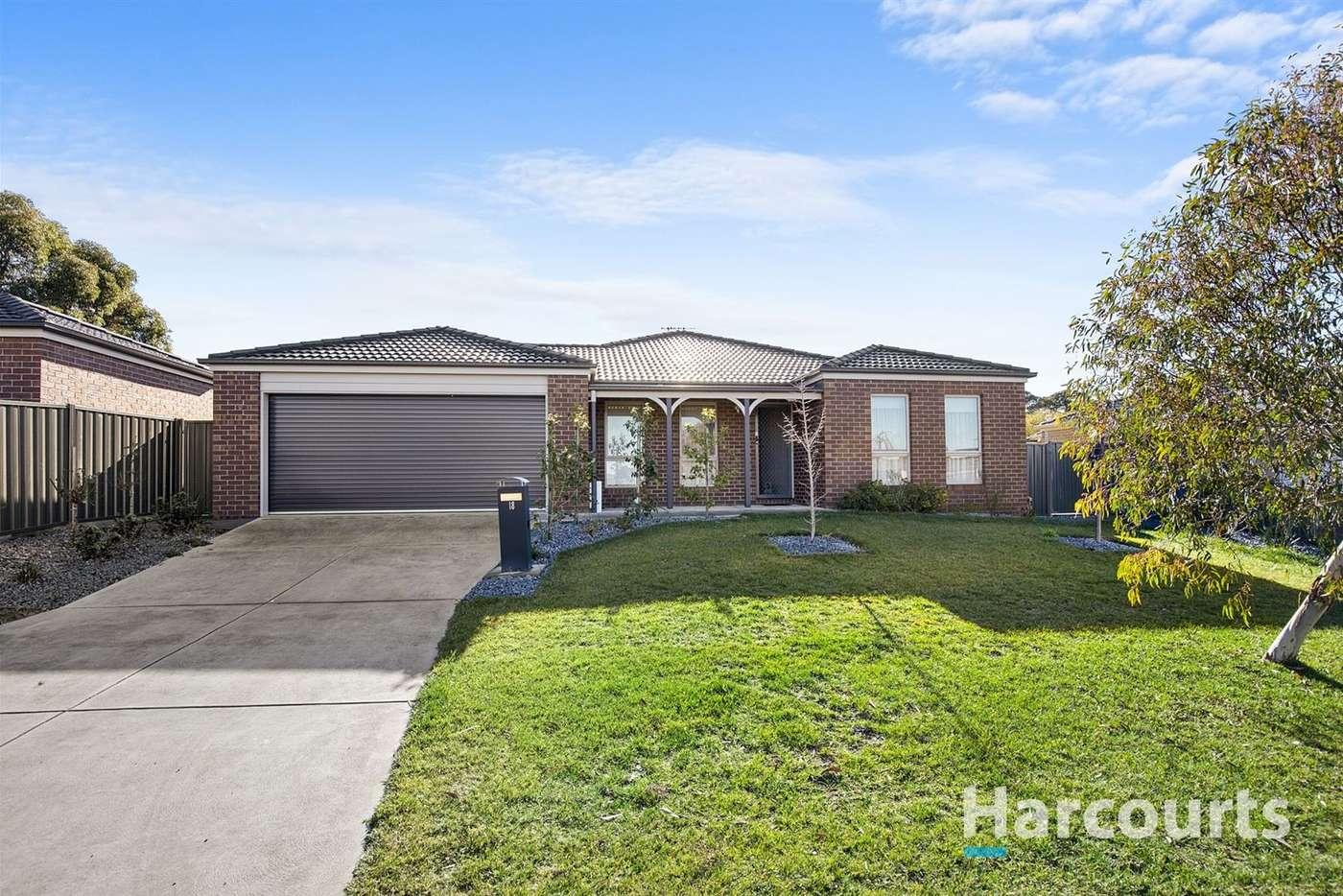 Main view of Homely house listing, 18 Moorabool Drive, Ballan VIC 3342