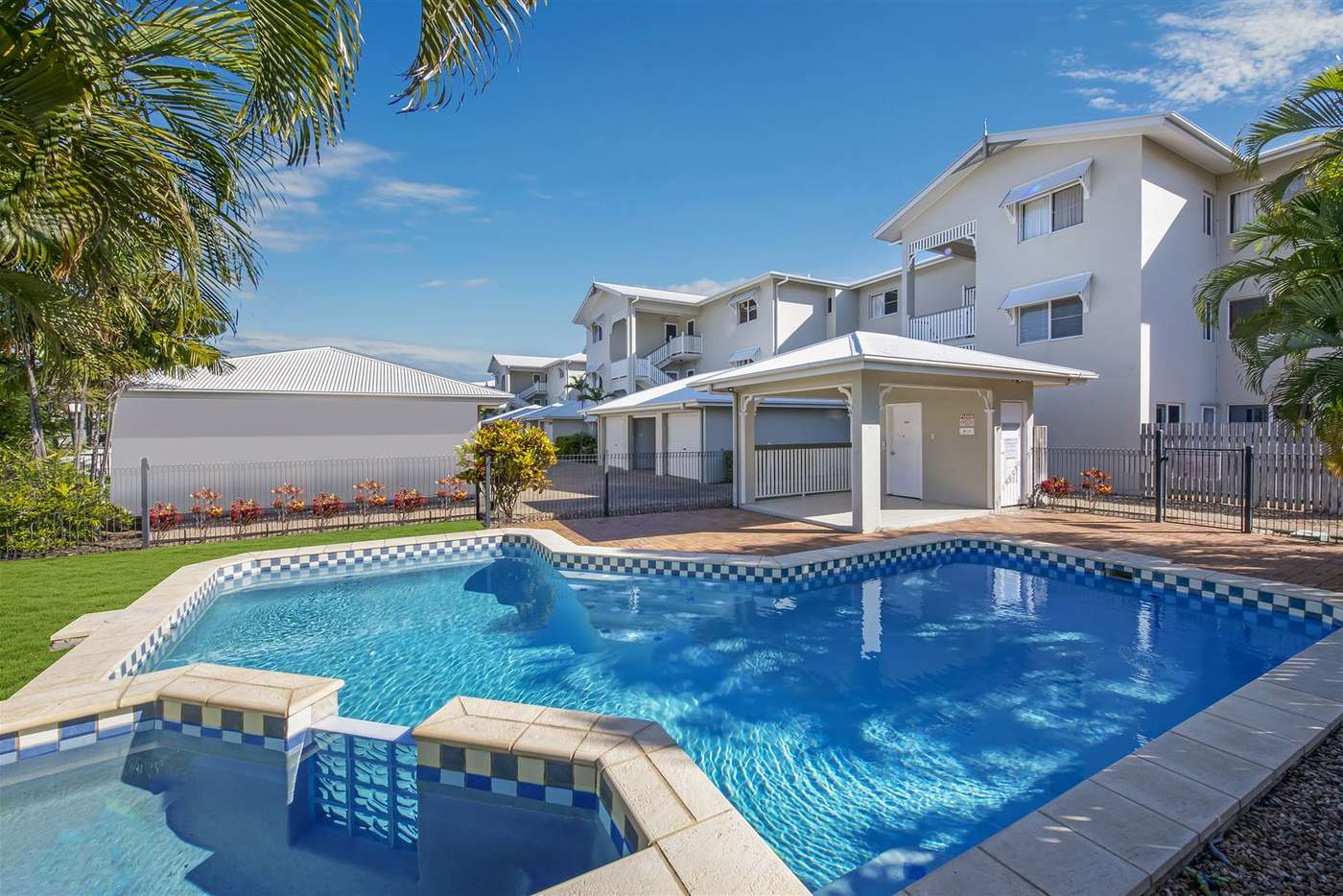 Main view of Homely unit listing, 17/16 Martinez Avenue, West End QLD 4810
