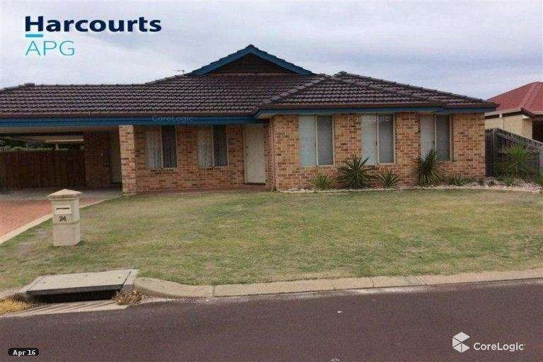 Main view of Homely house listing, 24 Glenfield Drive, Australind, WA 6233