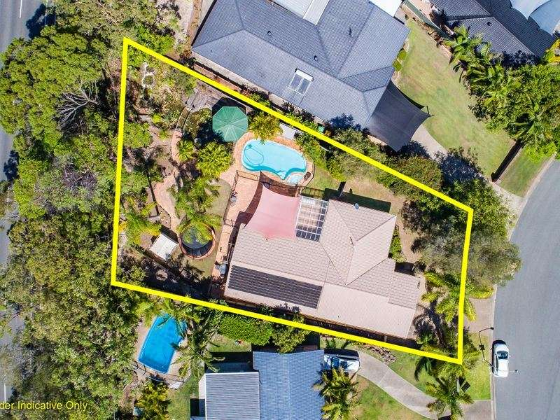 Main view of Homely house listing, 22 Peter Thomson Drive, Parkwood, QLD 4214