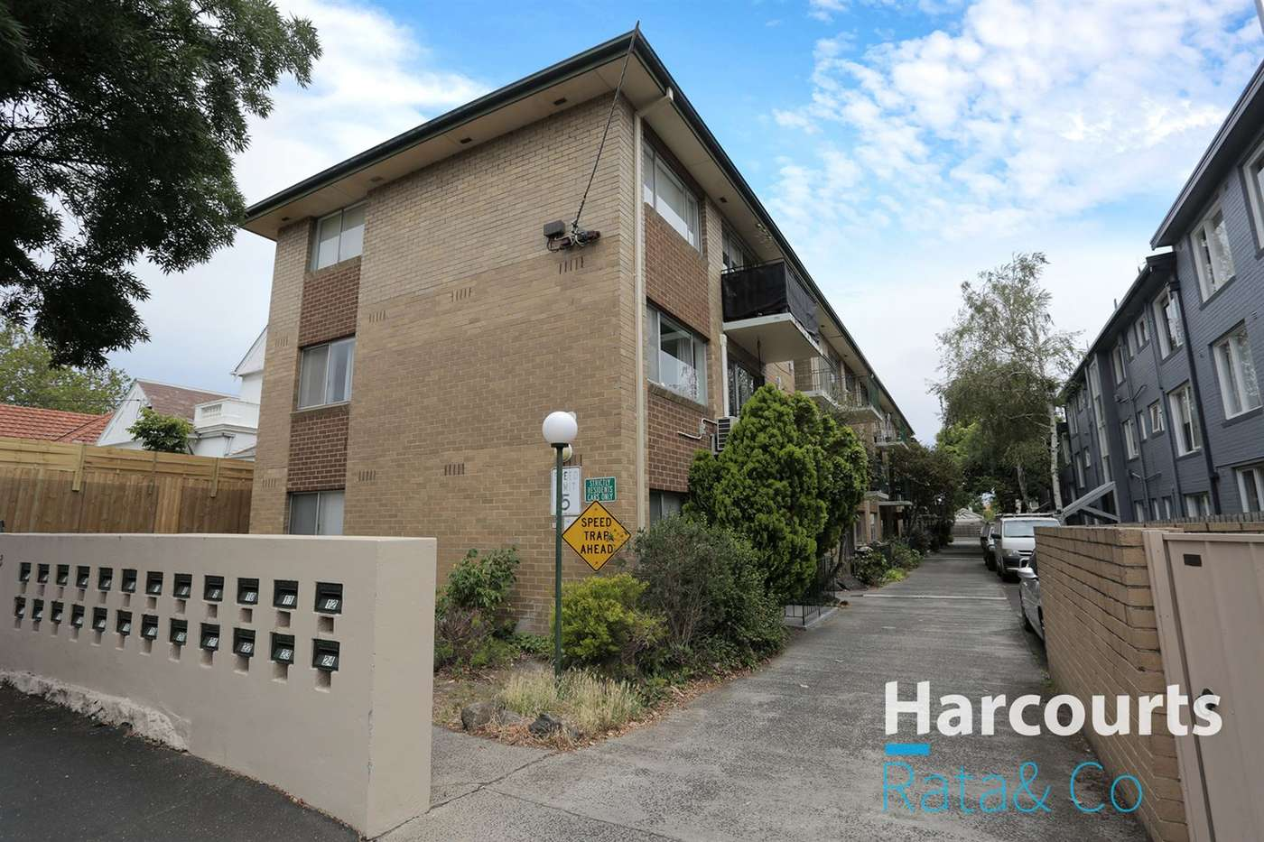 Main view of Homely apartment listing, 20/43 Williams Road, Windsor, VIC 3181