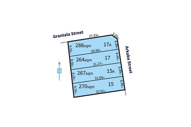 Lot 3/15-17 Arkaba Street, Taperoo SA 5017