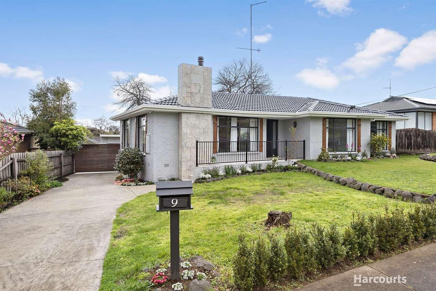 Main view of Homely house listing, 9 Leonard Court, Pakenham VIC 3810