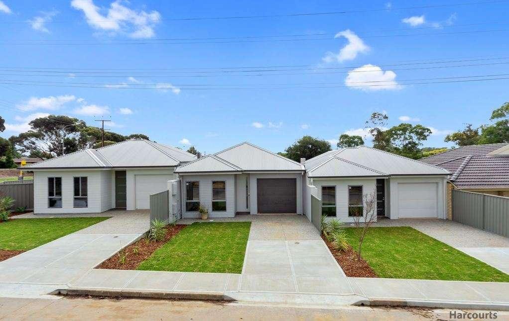 Main view of Homely house listing, 1, 1a and 1b Jordan Drive, Morphett Vale, SA 5162