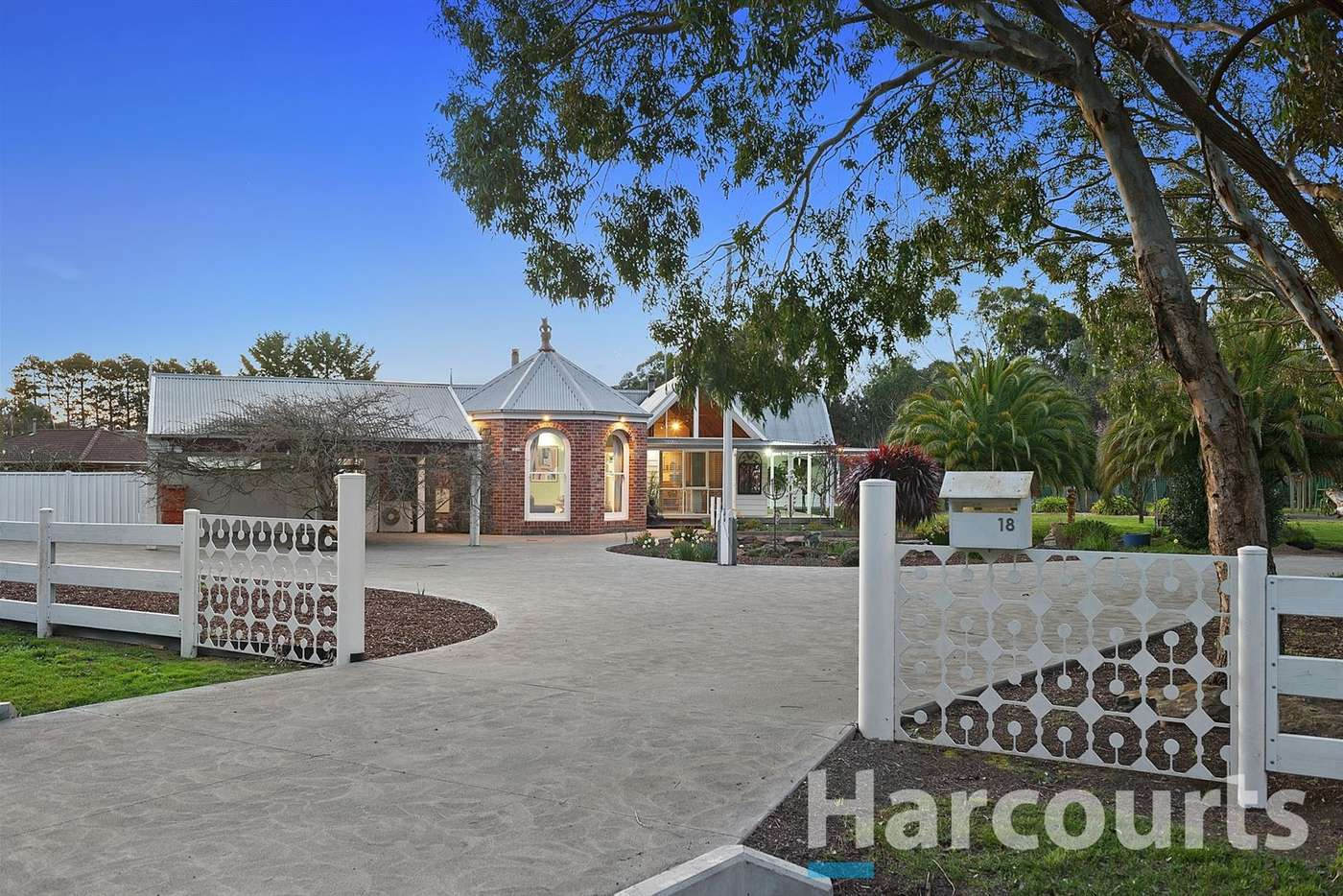 Main view of Homely house listing, 18 Berry Street, Ballan VIC 3342