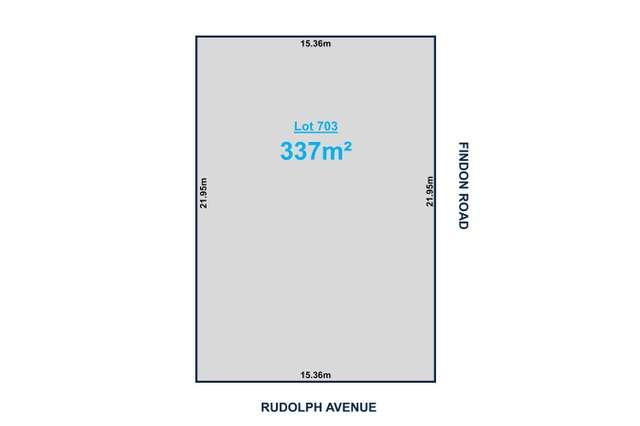 Lot 703 Rudolph Avenue, Findon SA 5023