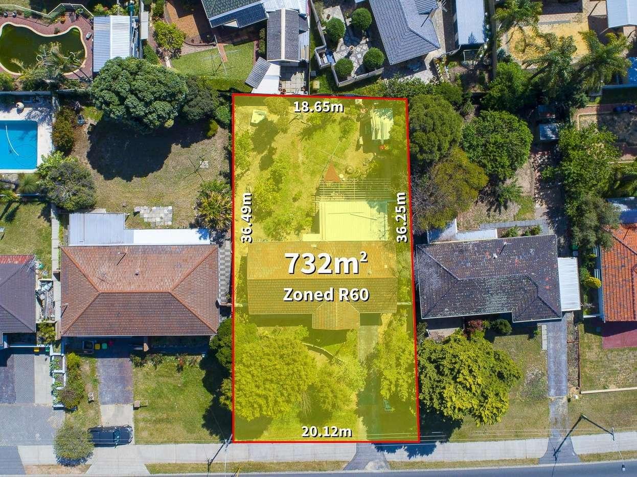 Main view of Homely house listing, 613 Beach Road, Warwick, WA 6024