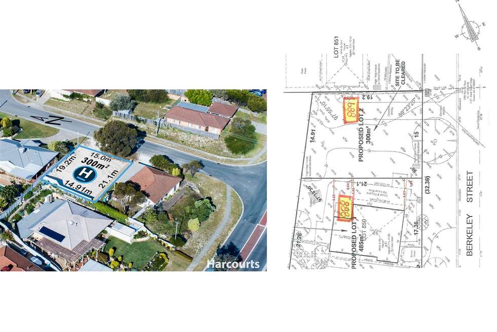 Fifth view of Homely residentialLand listing, Prop Lot 889/49 Prince Regent Drive, Heathridge WA 6027