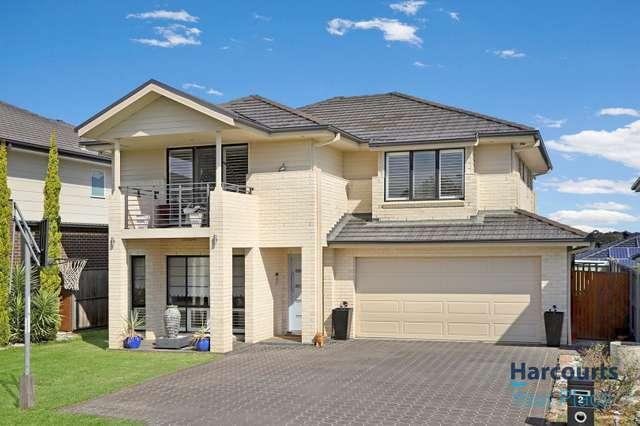 2 Redbourne Grange, Beaumont Hills NSW 2155
