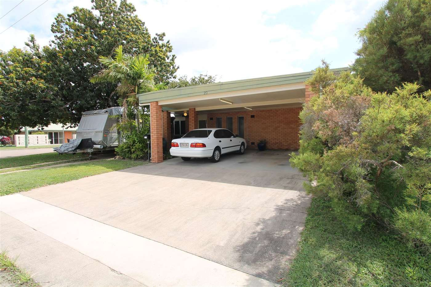Main view of Homely house listing, 20 Betina Street, Ayr, QLD 4807