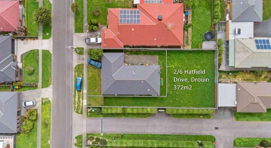 2/6 Hatfield Drive, Drouin VIC 3818