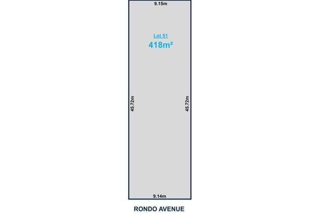 Lot 51 Rondo Avenue, Findon SA 5023