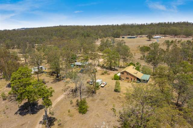587 Perseverance Dam Road, Crows Nest QLD 4355