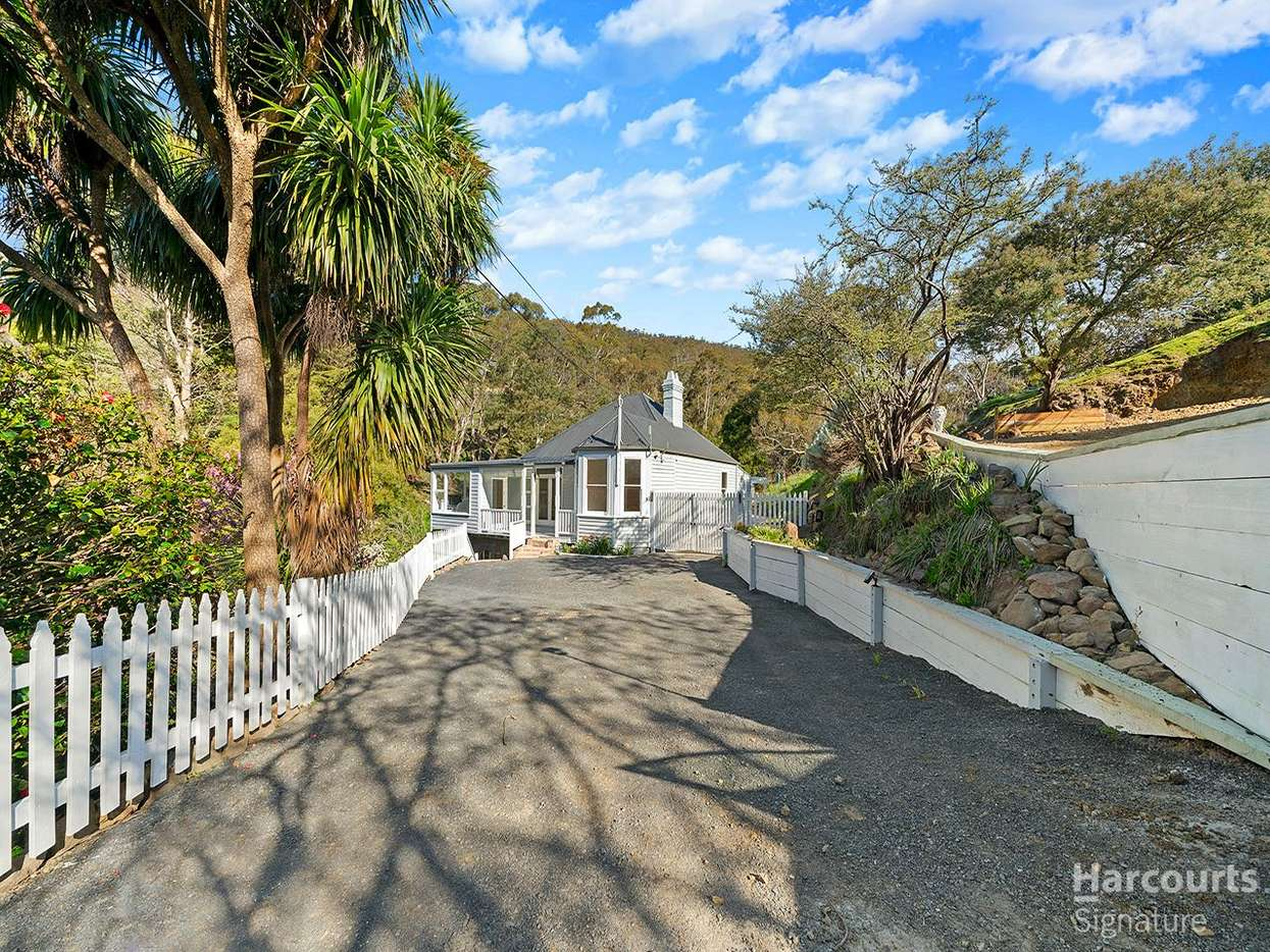 Main view of Homely house listing, 93 Brushy Creek Road, Lenah Valley, TAS 7008