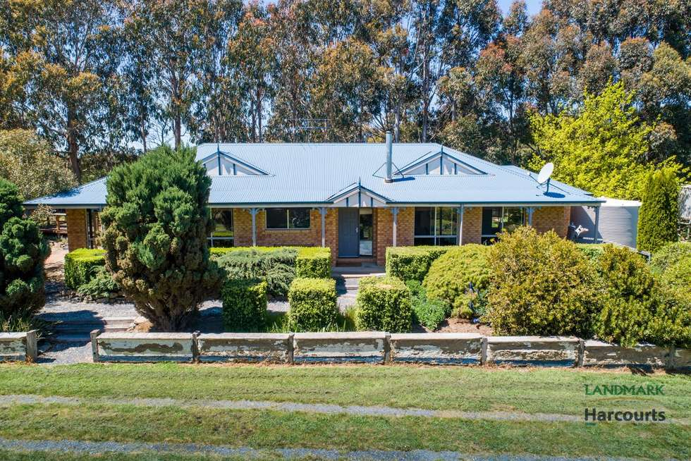 Third view of Homely ruralOther listing, 1533 Ghin Ghin Road, Yea VIC 3717