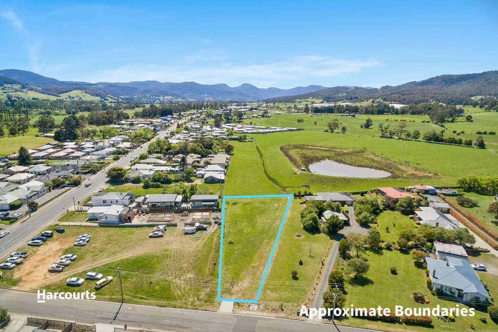 Second view of Homely residentialLand listing, 40 Shield Street, Huonville TAS 7109