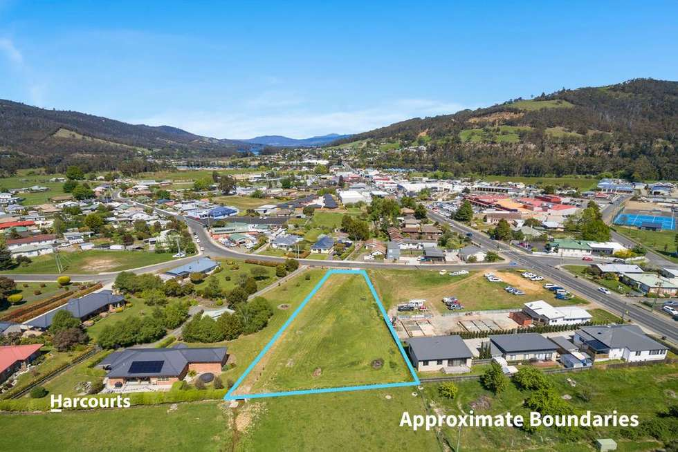 Fifth view of Homely residentialLand listing, 40 Shield Street, Huonville TAS 7109