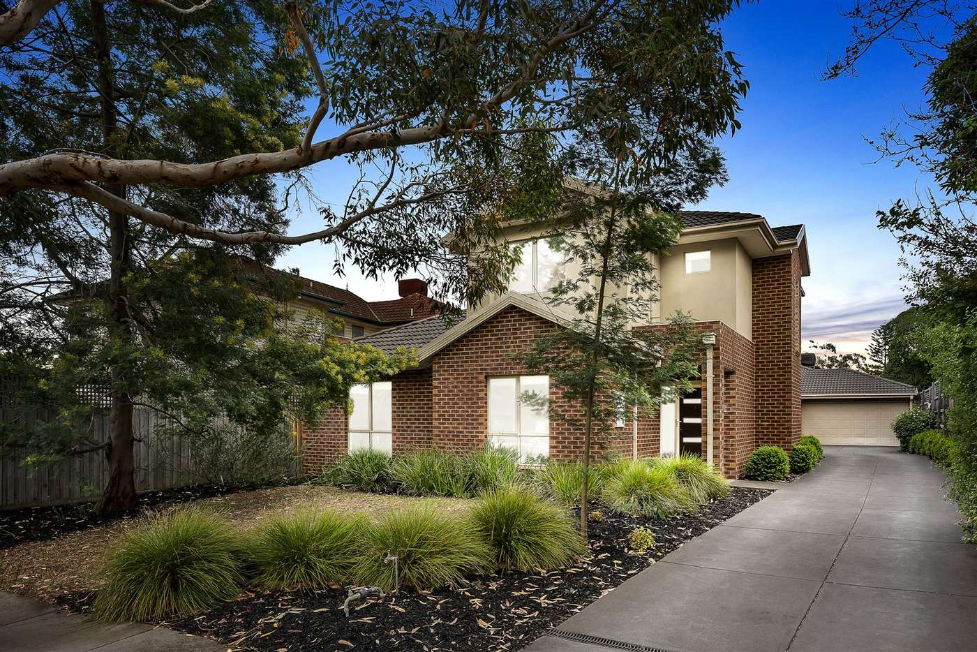 Main view of Homely townhouse listing, 1/14 Saxton Street, Box Hill North VIC 3129