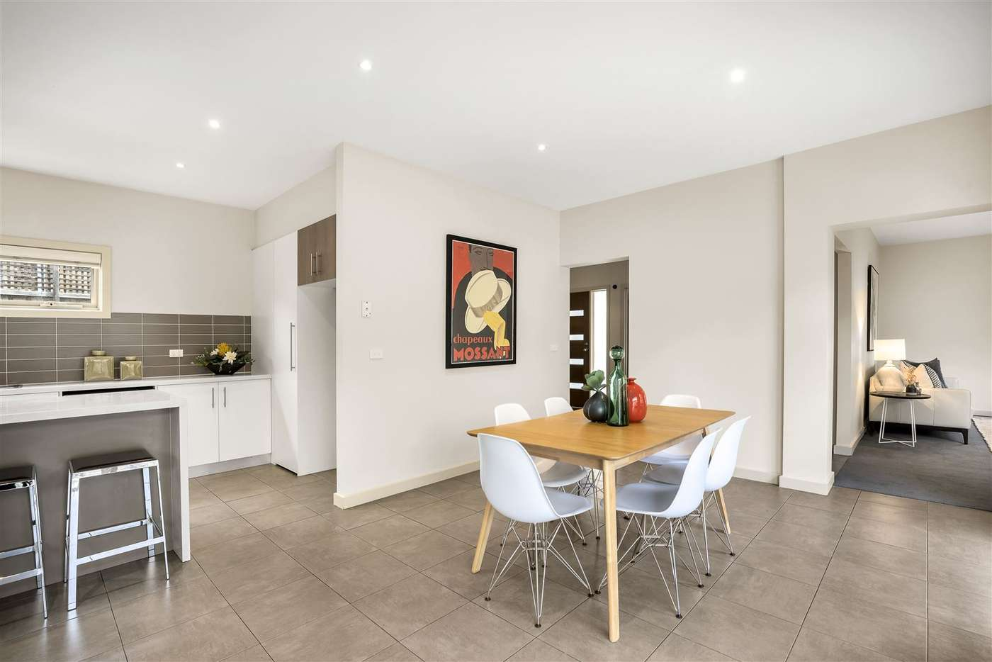 Fifth view of Homely townhouse listing, 1/14 Saxton Street, Box Hill North VIC 3129