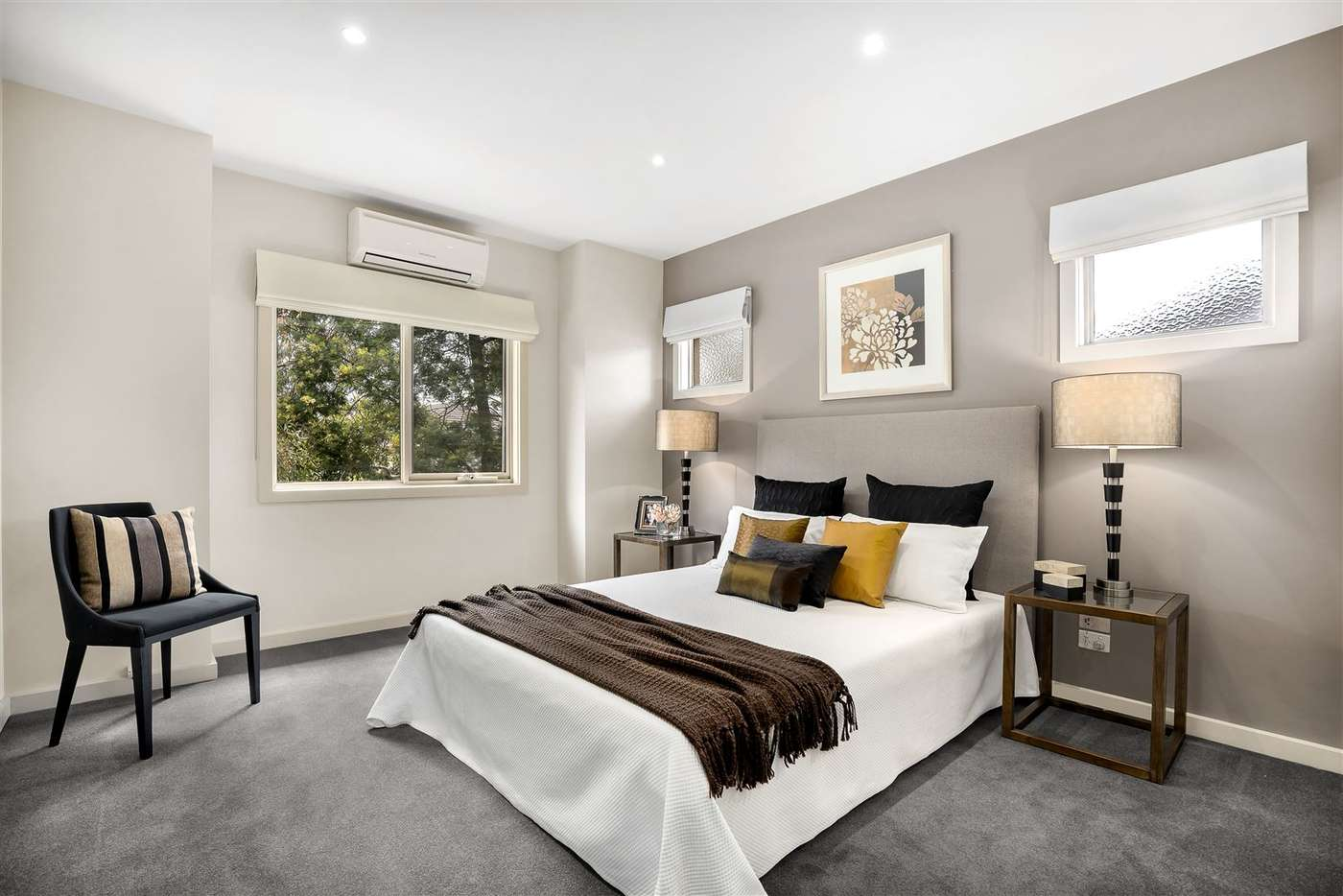 Sixth view of Homely townhouse listing, 1/14 Saxton Street, Box Hill North VIC 3129