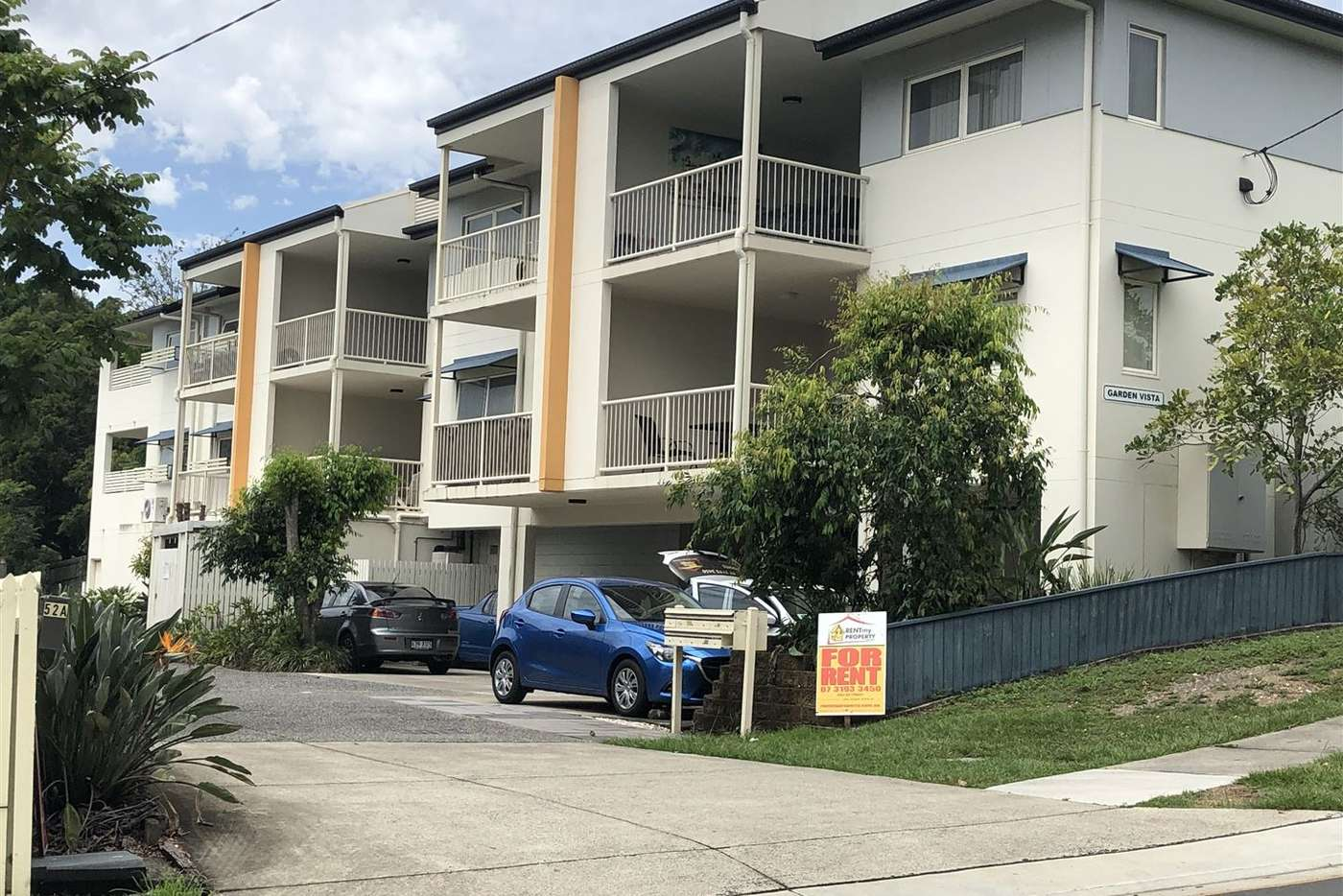 Main view of Homely apartment listing, 7/309 Enoggera Rd, Newmarket QLD 4051