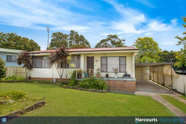 26 Messenger Road, Barrack Heights NSW 2528