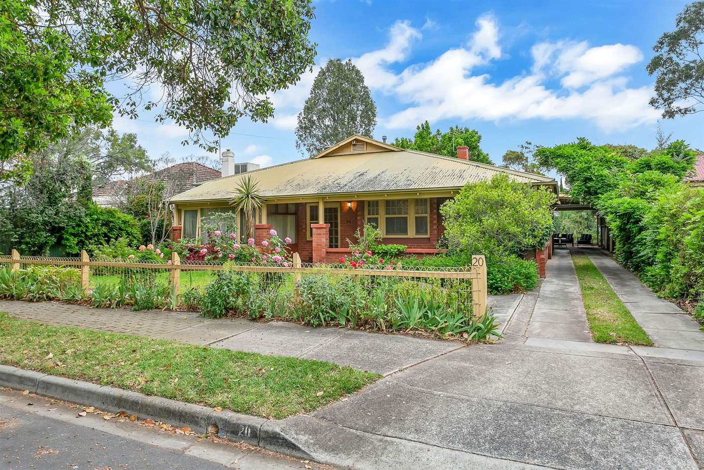 Main view of Homely house listing, 20 Hooking  Avenue, Royston Park SA 5070