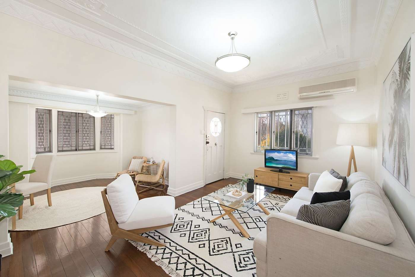 Main view of Homely semidetached listing, 1/575 Sandgate Rd, Clayfield, QLD 4011