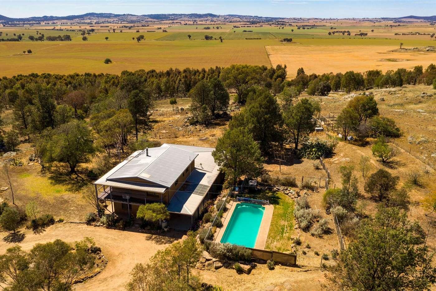 Main view of Homely ruralOther listing, Lothlorien/289 Wattle Hills Road, Maxwell via, Wagga Wagga NSW 2650