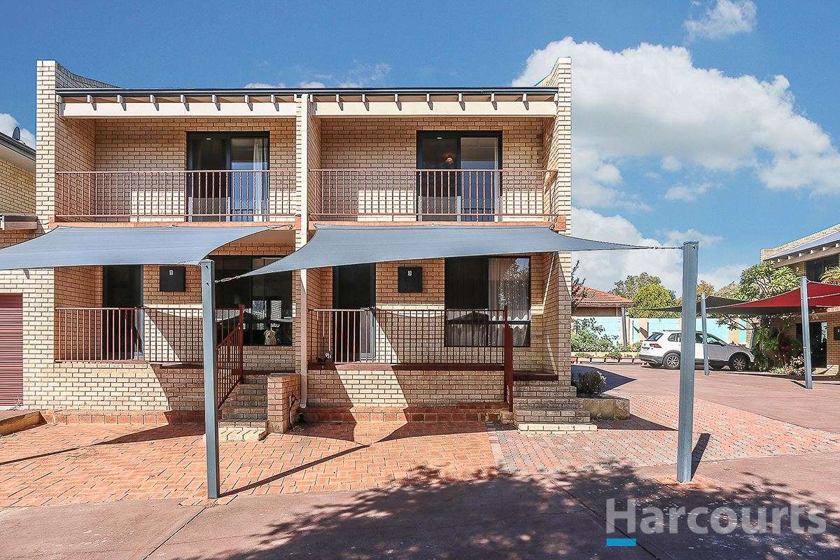 Main view of Homely townhouse listing, 3/5 Swanbourne Street, Fremantle, WA 6160