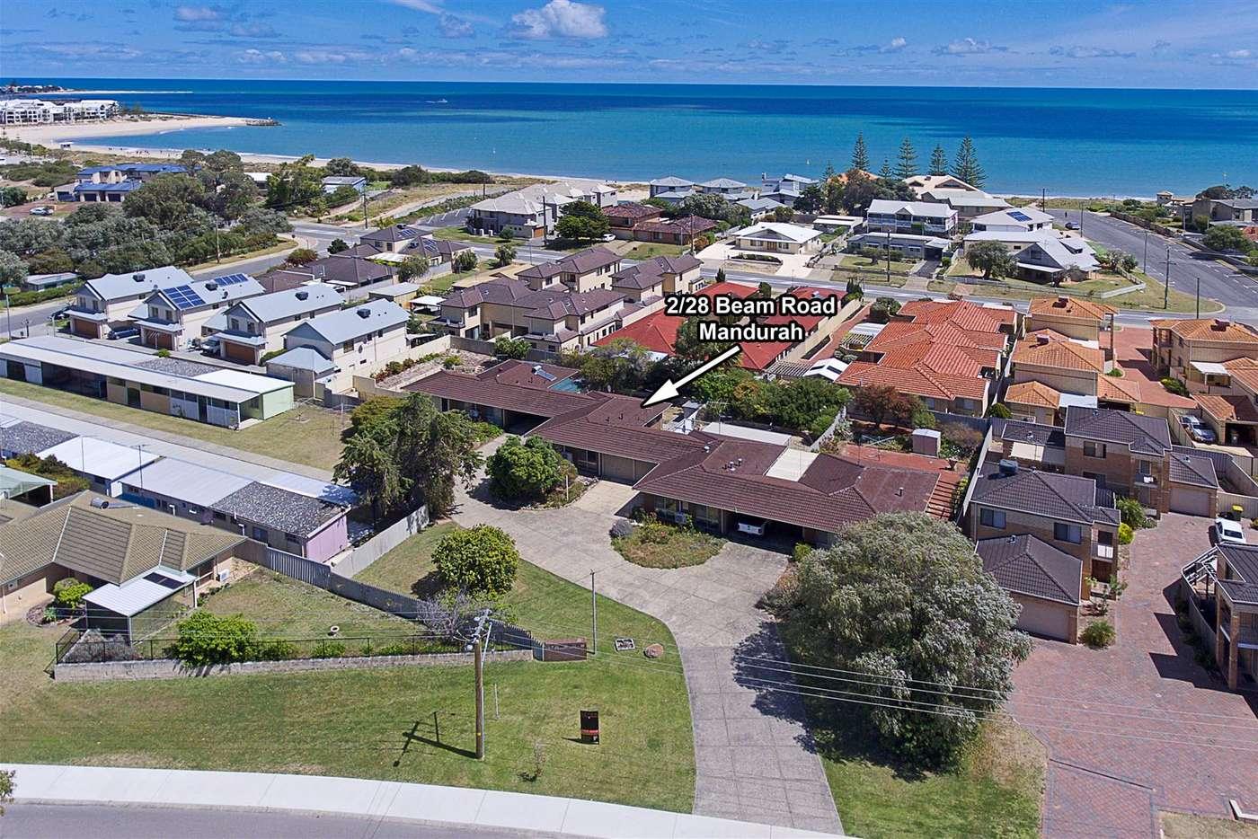 Main view of Homely house listing, 2/28 Beam Road, Mandurah WA 6210