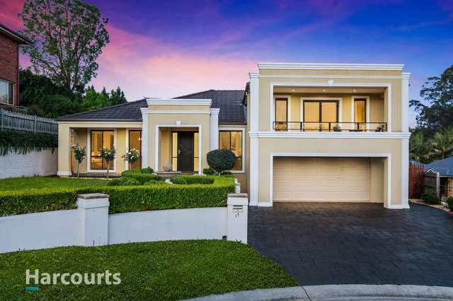 11 Dennison Close, Rouse Hill NSW 2155
