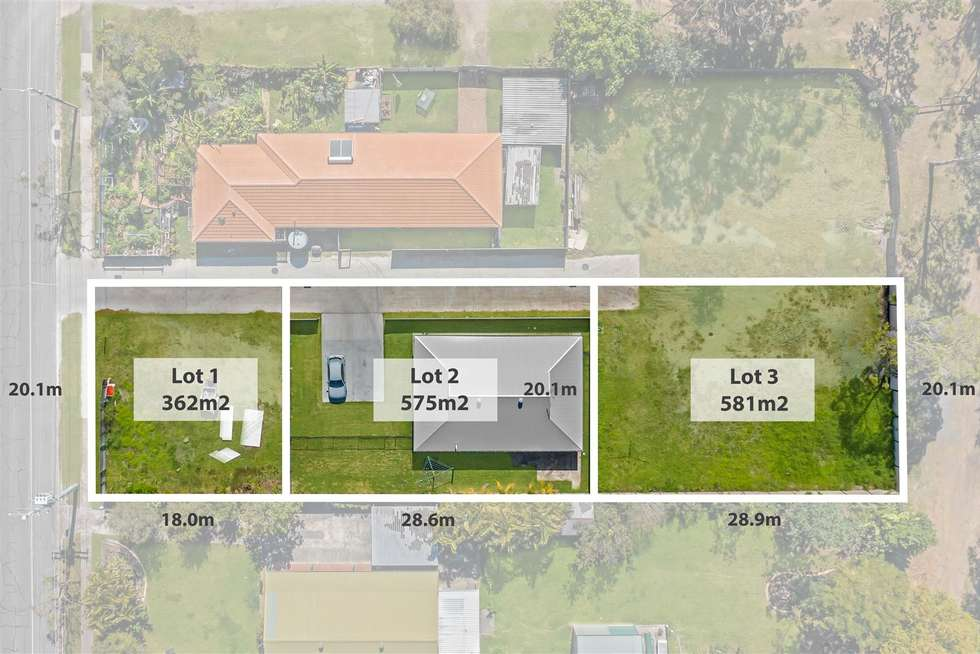 Second view of Homely residentialLand listing, 83 First Avenue, Marsden QLD 4132