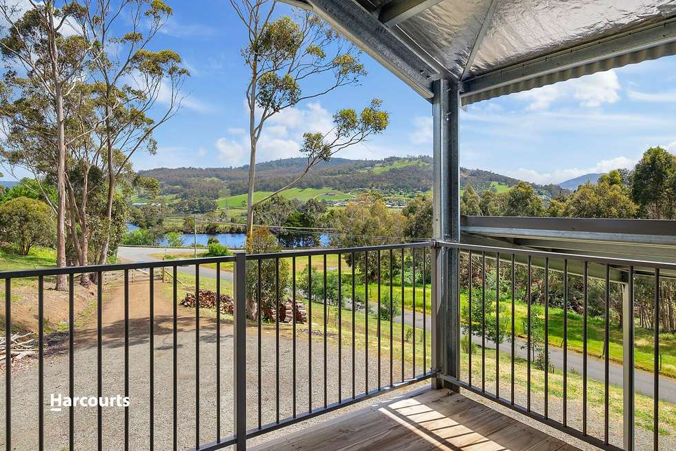 Third view of Homely residentialLand listing, 125 Flood Road, Huonville TAS 7109