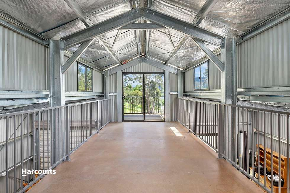 Fourth view of Homely residentialLand listing, 125 Flood Road, Huonville TAS 7109