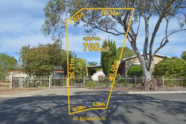 40 Ballater Ave, Campbelltown SA 5074