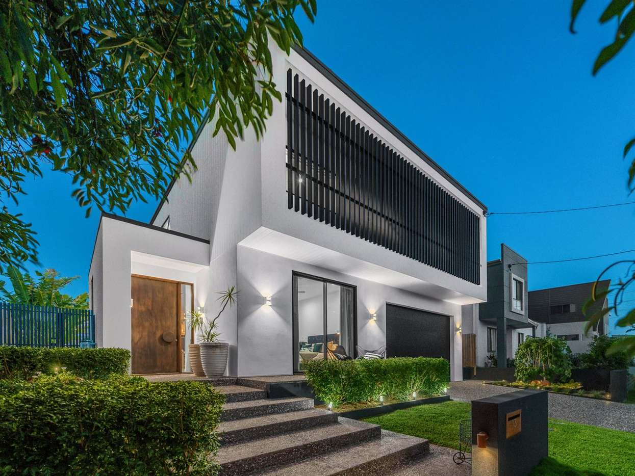 Main view of Homely house listing, 13 Bulimba Parade, Bulimba, QLD 4171
