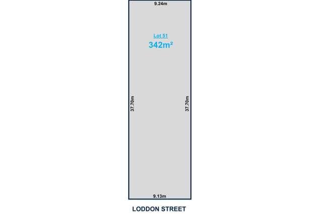 Lot 51 Loddon Street, Ferryden Park SA 5010
