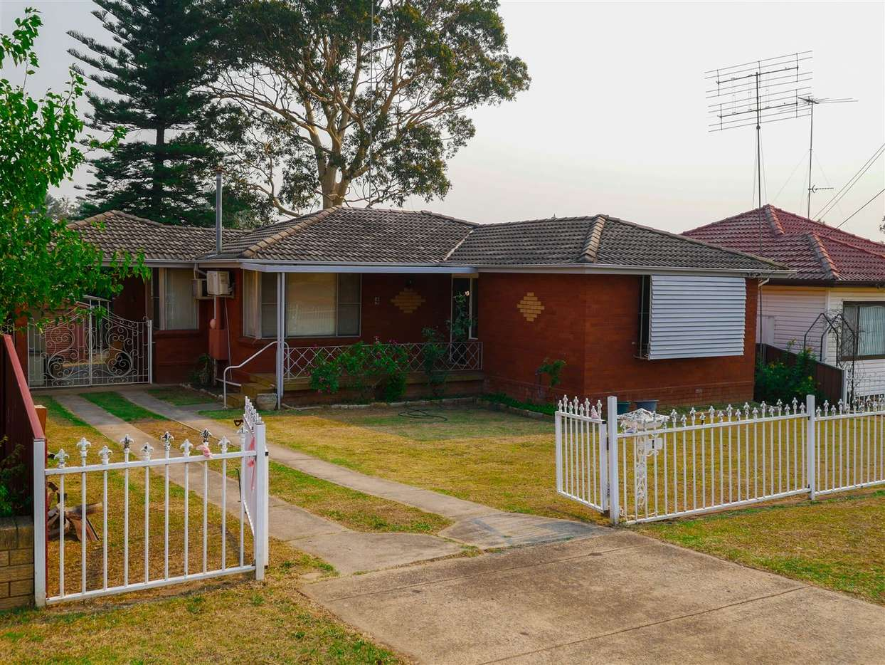 Main view of Homely house listing, 4 Mitchell Street, St Marys, NSW 2760