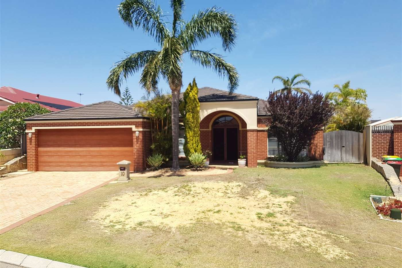 Main view of Homely house listing, 10 Paragon Rise, Currambine WA 6028