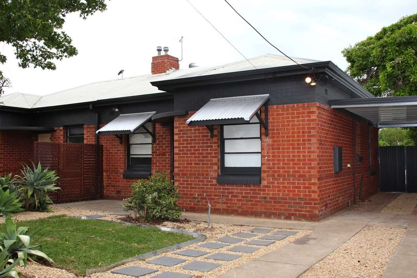 Main view of Homely semiDetached listing, 35 Spring Street, Beverley SA 5009