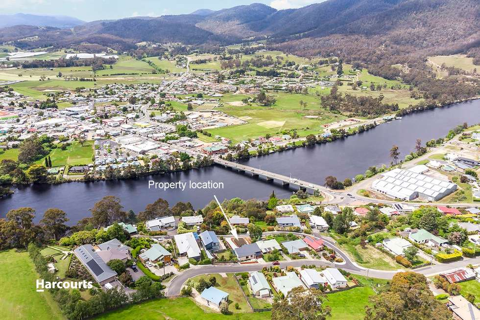 Third view of Homely house listing, 7 Riverview Lane, Huonville TAS 7109