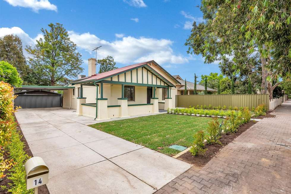 Second view of Homely house listing, 14 View Street, Colonel Light Gardens SA 5041