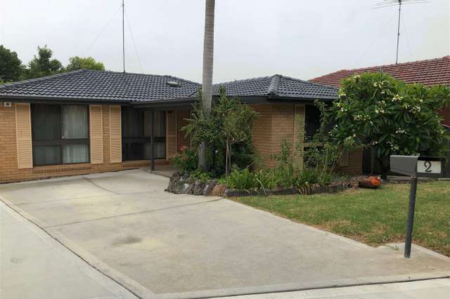 2 Hay Place, Quakers Hill NSW 2763