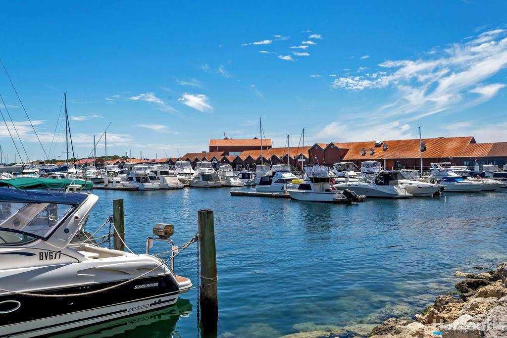 Main view of Homely apartment listing, 312/68 Southside Drive, Hillarys, WA 6025