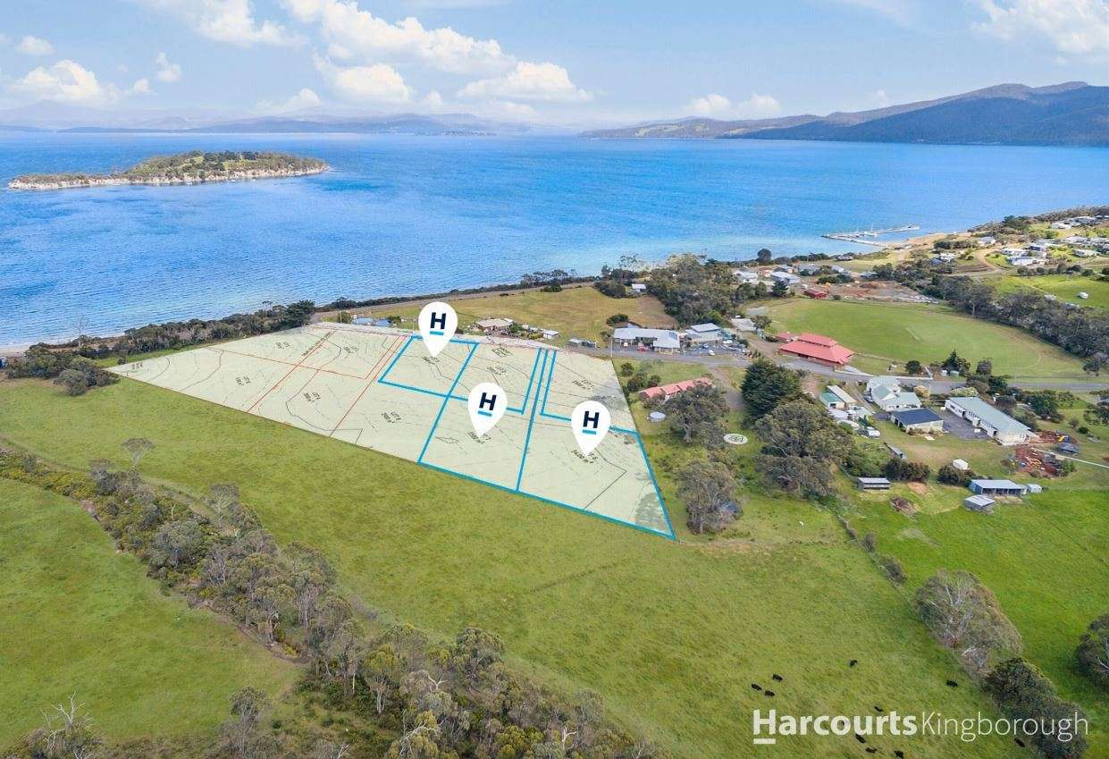 Main view of Homely  listing, Lot 1-10 School Road, Alonnah, TAS 7150