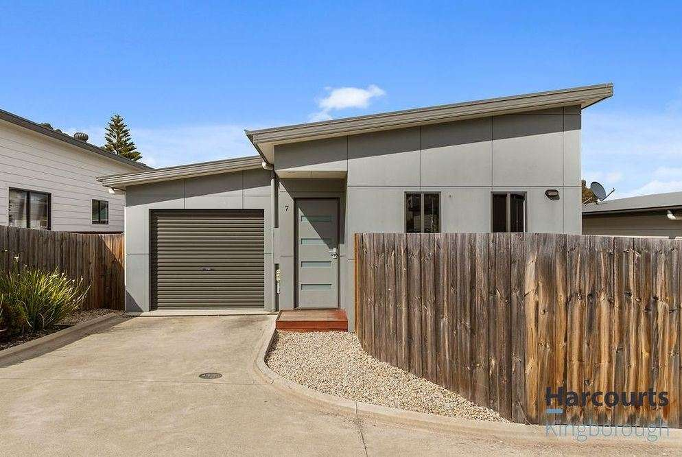 Main view of Homely unit listing, 7/107 Channel Highway, Kingston, TAS 7050