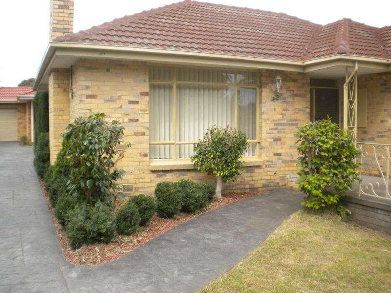 Main view of Homely unit listing, 1/12 Fraser Street, Glen Waverley, VIC 3150